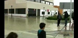Las lluvias en España dejan miles de daños y dos muertos