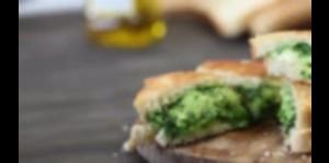 Receta del día: sándwich de aguacate y queso feta