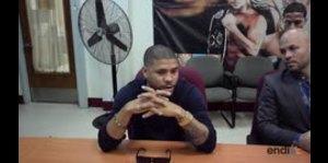 Juanma pide perdón a la Comisión de boxeo