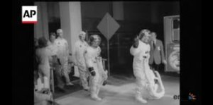 Muere el último hombre que caminó en la luna