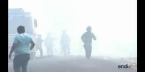 Chile pide ayuda internacional para controlar feroces incendios