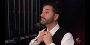 Jimmy Kimmel es el anfitrión