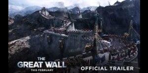 Tráiler: The Great Wall