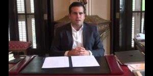 Gobernador crea la Coalición de Apoyo a Víctimas de Trata Humana