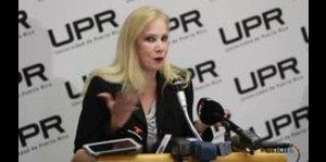 """Nivia Fernández: """"Un recorte de $300 millones dejaría a la UPR inoperante"""""""