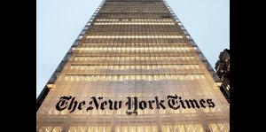 """""""La verdad es difícil"""", anuncio de The New York Times"""
