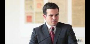Ricardo Rosselló Nevares participa en un conversatorio en...