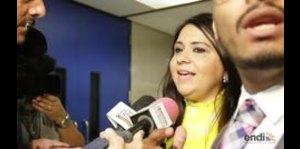 Mari Tere González asegura estar tranquila ante el pleito...