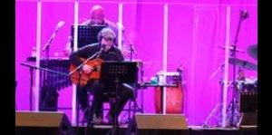 Silvio Rodríguez se presenta en concierto