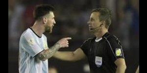 FIFA suspende a Messi