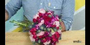Cómo preparar un arreglo floral