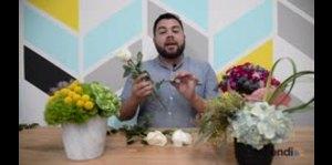 Tres detalles importantes al seleccionar una flor