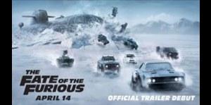 """Tráiler de la película """"The Fate of the Furious"""""""