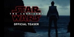 Lanzan el primer adelanto del nuevo filme de Star Wars