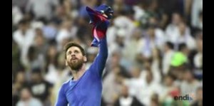 Un doblete de Messi contra Real Madrid pone líder al Barc...