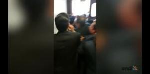 Legisladores intentan entrar al Capitolio
