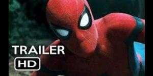 "Tráiler de ""Spider-Man: Homecoming"""