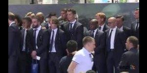 Real Madrid sigue de fiesta tras ganar La Liga