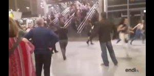 Caos en el Manchester Arena al final de un concierto de Ariana Grande