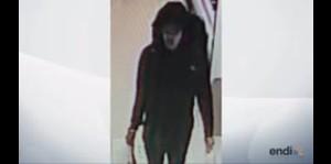 Revelan primeras imágenes del atacante en Manchester