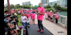 """Oscar López Rivera: """"Tenemos el derecho de celebrar nuestra cultura"""""""