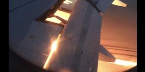 Escalofriantes imágenes: el equipo de fútbol de Arabia Saudita sufre un accidente aéreo