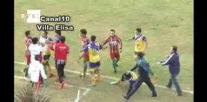 Futbolista muere tras recibir golpe