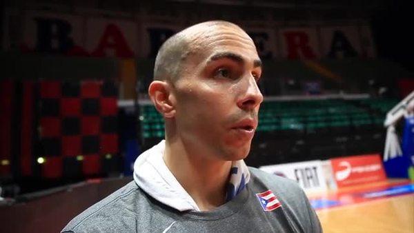 Carlos Arroyo anhela ir a las Olimpiadas