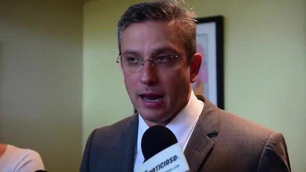 Gobernador habla sobre la onda tropical