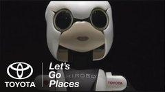 Robot desarrollado por Toyota