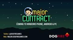 Tráiler del videojuego 'Major Contract'