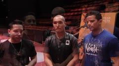 Boricuas se presentan en La Nouba del Cirque du Soleil
