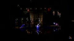 B-Boys en Cirque du Soleil