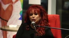 Iris Chacón presenta su biografía