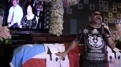 Carolina se despide de Velda González