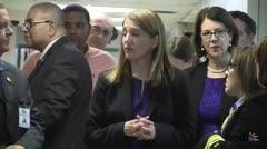 Secretaria de Salud de Estados Unidos visita el Concilio de Salud Integral de Loíza