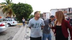 Arresto de Misael Ayala