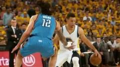 Resumen del segundo partido entre Warriors y Thunder