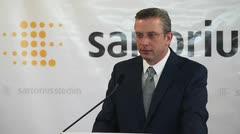 García Padilla defiende el presupuesto presentado