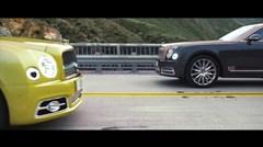 Bentley Mulsanne: puro lujo y elegancia
