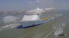 Harmony of the Seas: el más grande del mundo