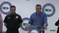 García Padilla informa al País sobre el colapso en la AEE