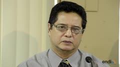 Agustín Pujols espera cambio en el trato hacia maestros
