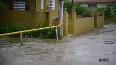 Preocupados en Guayama por las inundaciones