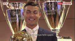 Cuarto Balón de Oro para Cristiano Ronaldo