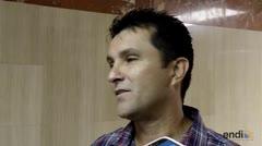 José Caro y Nelson Ruiz asisten al tribunal por segundo caso de ADN