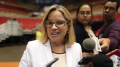 Carmen Yulín defiende que Oscar López trabaje en San Juan