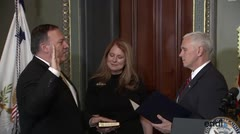 EEUU: Confirman a Mike Pompeo como jefe de la CIA