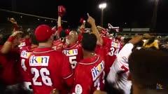 Criollos se proclaman campeones del béisbol invernal
