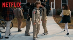 "Tráiler: ""Stranger Things"" (segunda temporada)"